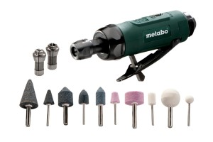SZLIFIERKA PROSTA METABO DG 25 SET