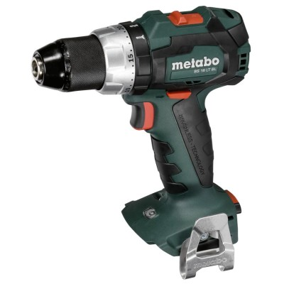 WKRĘTARKA AKUMULATOROWA METABO carcass BS 18 LT BL MetaLock